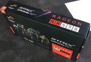 Asus ROG-Strix-RX570-04G-Gaming Karte mit 4