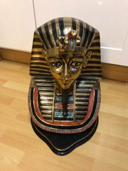Porzellankopf des Pharao