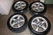 BMW Alufelgen Styling 43 Sternspeiche Winterreifen für 3er E36 E46 Z3 E36 Roadster, Coupé gebraucht kaufen  Stuttgart Rot