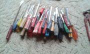 Werkzeug abzugeben