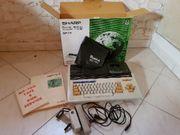 Sharp mz721 Computer