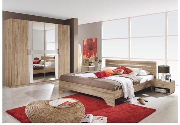 Schlafzimmer (Bett + Schrank + » Schränke, Sonstige Schlafzimmermöbel