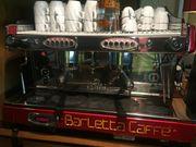 Gastro Kaffeemaschine Doppel-Siebträger
