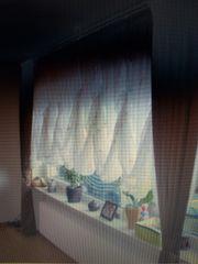 Wohnzimmer Gardine