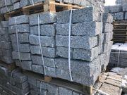 Granit Bordsteine Leistensteine Granit Stein