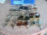 CA. 30 Optikerbrillen