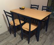 Esszimmertisch mit Stühlen - wie neu