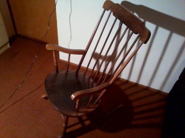 Schaukelstuhl kaufen schaukelstuhl gebraucht for Schaukelstuhl zu verschenken