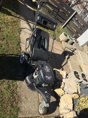 Güde Big Wheeler Trike 465D