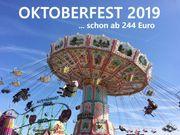 Busreise Oktoberfest München 2019