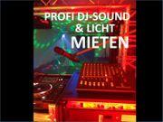 DJ Sound Anlage