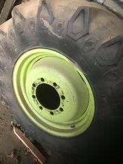MB Trac Kompletträder Reifen