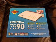 FritzBox7590 ungeöffnet