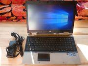 HP Elitebook 8540p 250 GB