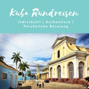 Kuba Rundreise - Authentisch &
