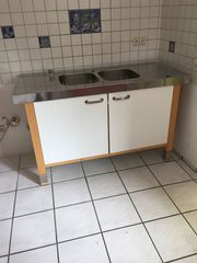 Ikea värde Küche Spüle Unterschrank