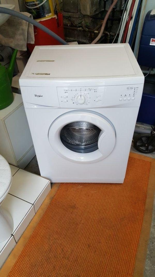 whirlpool waschmaschine gebraucht kaufen nur 4 st bis 75 g nstiger. Black Bedroom Furniture Sets. Home Design Ideas