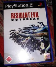 Tausche Resident Evil Outbreak gegen
