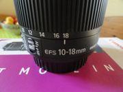 Canon Objektiv 10-