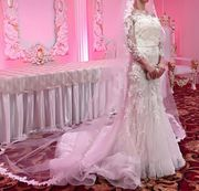 Original Elie Saab Hochzeitskleid NEW