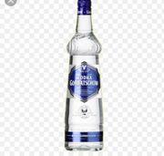 Vodka Gorbatschow und Jim Beam