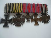 Uniform Orden Stahlhelm Schirmmütze Fotos
