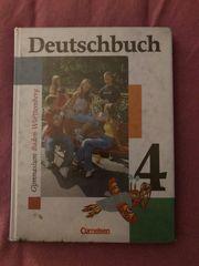 Deutschbuch 4 - Schülerbuch - Baden-Württemberg Gymnasium