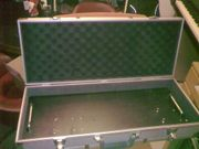 Pedalboard mit Koffer