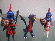 Playmobil blaue Ritter