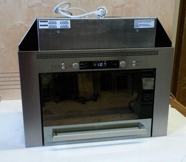 Einbau Mikrowelle Mit Integriertem Dunstabzug Whirlpool Avm 966