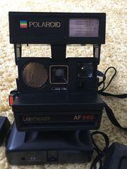 Polaroid Sofortbild Kamera AF660 Lightmixer