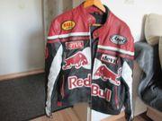Motorrad Lederjacke zu verkaufen