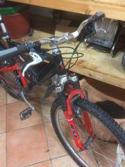 Mountainbike Chaka Kapu