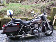 Harley Davidson Electra Glide Liebhaberstück