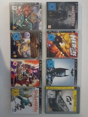 ps3 Spiele jede 5 Euro