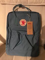 Fjällräven Rucksack 20 L blau