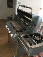 Weber Grill Modell Summit 470