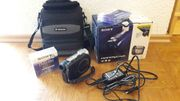 SONY Camcorder Handycam DCR-DVD 306E