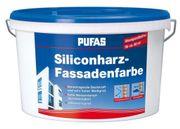 Pufas Silikonharz-Fassadenfarbe