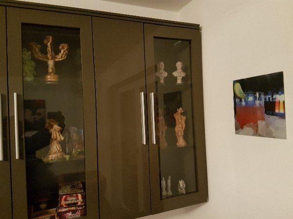 Moderne Wohnzimmerwand in Hengersberg - Wohnzimmerschränke ...