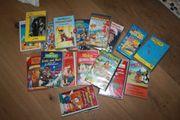 Viedeokassetten für Kinder