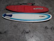 Verkaufe surfboard NSP