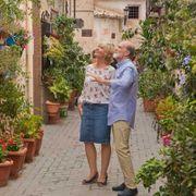 Seniorentourismus - SPANIEN - Region Murcia - Costa