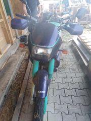 Kawasaki KLE 500 twin