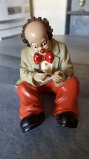Gilde Clown Figur