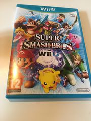 Super Smash Brothers WiiU