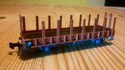2 Wagons Spur