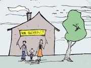 Junge Familie sucht Grundstück für