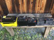 Bleiakku 12v Batterie