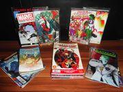 Comic-Sammlung im